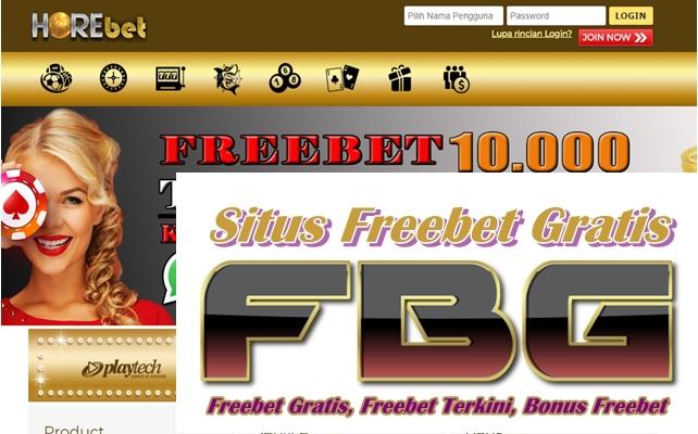 Freebet Terkini